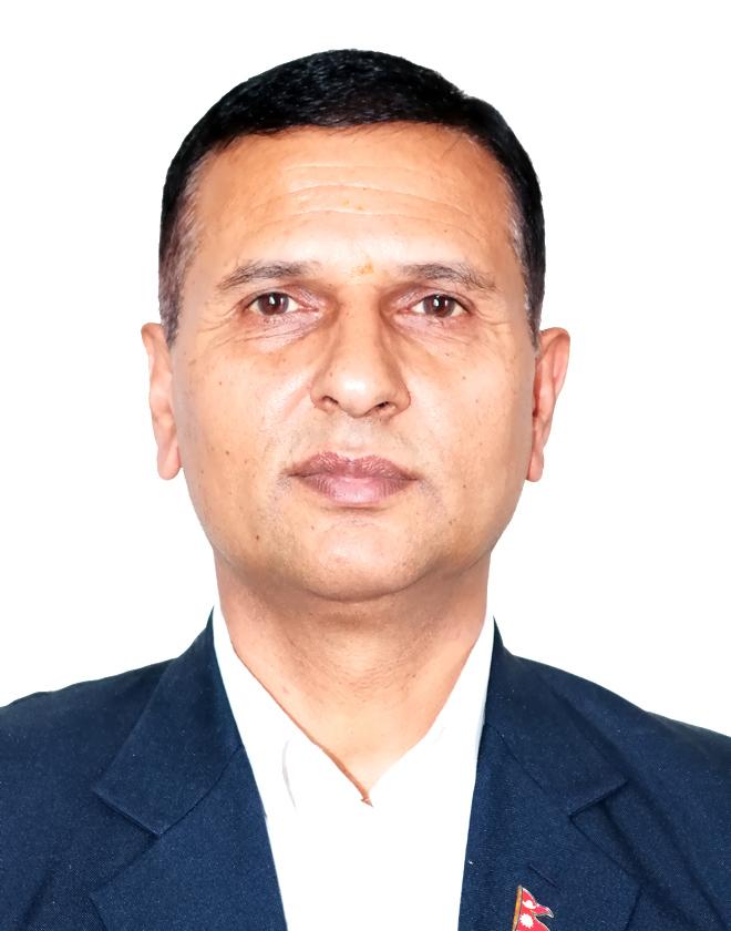 Krishna Jeevi Ghimire
